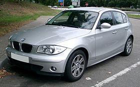 bmw 1 series occupancy e87 e81